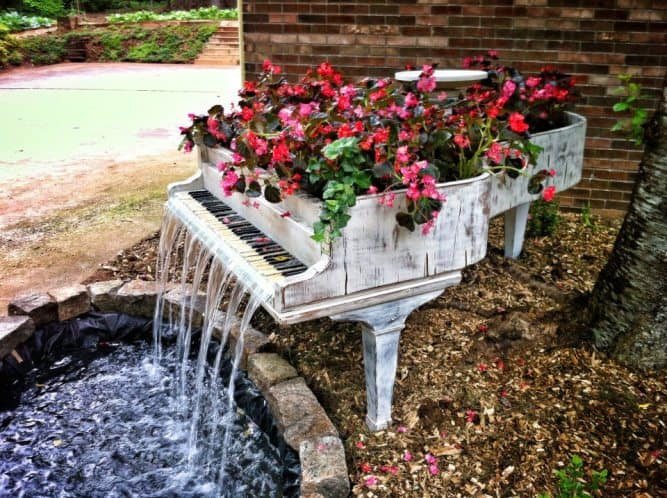 Piano Waterval