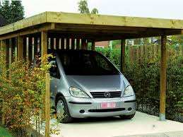 carport Bertem materialen