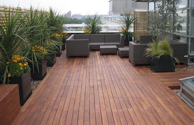 Verrassend Houten terrassen - Terrassen aanleggen GS-71