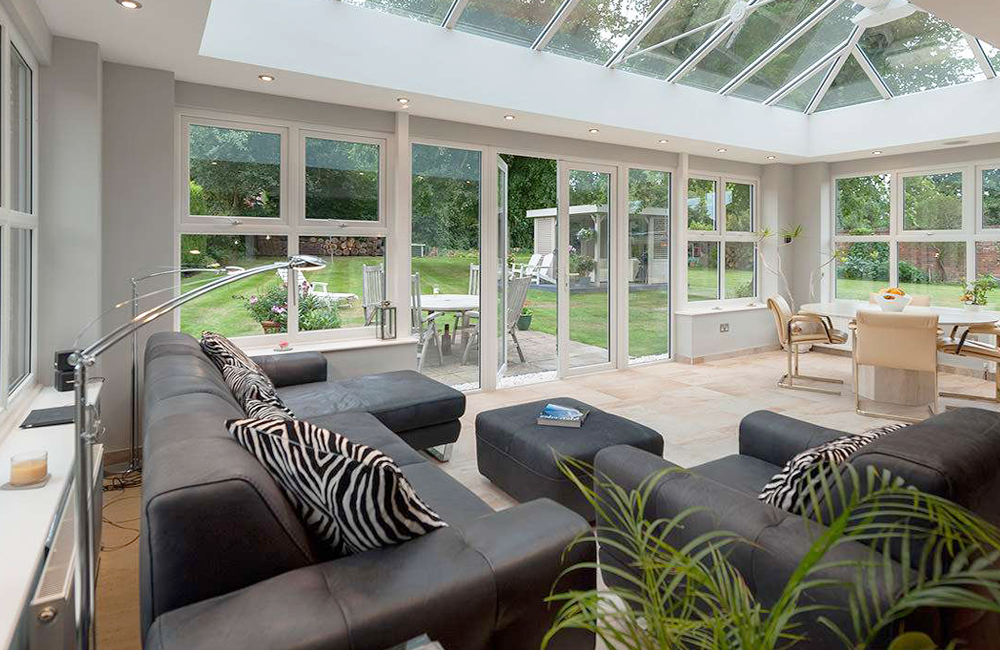 Veranda lommel hout aluminium pvc tuinen jk for Prijs veranda